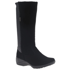 Khombu Women's Amanda Snow Boot Black