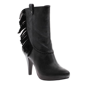 Poetic Licence Women's Pure And Easy Boot Black | Poetic Licence Pure And Easy Black