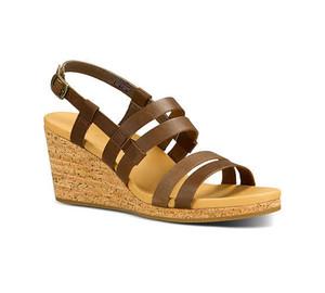Teva Women's Arrabelle Sandal Leather Brown