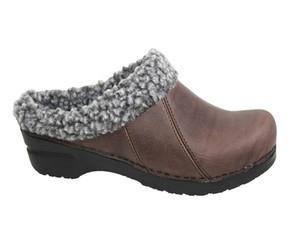 Sanita Women's Appaloosa Clogs Brown | Sanita 452318 Brown