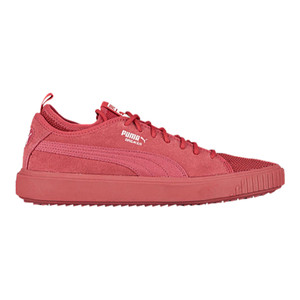 Puma Men's Breaker Mesh Sneaker Red Dahlia