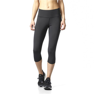 Adidas Women's Supernova 3/4 Tights Black