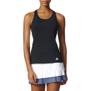 Adidas Women's Advantage Tank Black/White