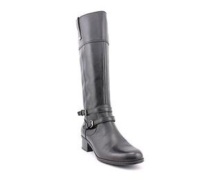 Bandolino Women's Carlotta Boot Black Leather