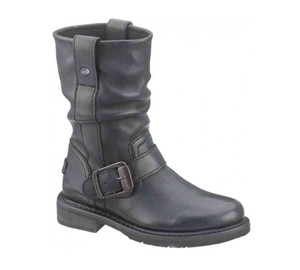 Harley Davidson Women's Darice Ankle Boot Black