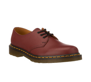 Dr Martens Women's 1461 Oxford Cherry Red