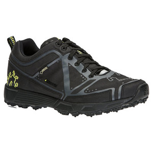 Icebug Men's DTS2 BUGrip GTX Outdoor Shoe Black/Charcoal