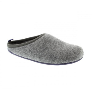 Camper Men's Wabi Slipper Grey/Violet