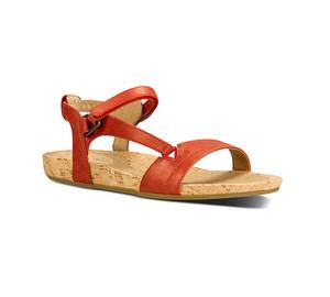 Teva Women's Capri Universal Sandal Pearlized Red