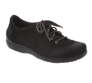 Klogs Women's Pisa Sneaker Black Shire