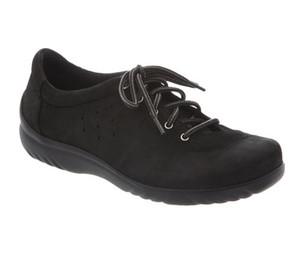 Klogs Women's Pisa Sneaker Black Shire | Klogs Pisa Black Shire