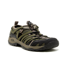 Chaco Men's Outcross Lace Pro Water Sandal Trail Forest