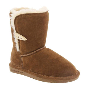 Bearpaw Girl's Abigail Youth Boot Hickory II | Bearpaw 682Y Hickory II
