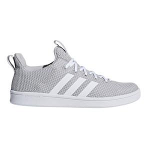 Adidas Women's Cloudfoam Advantage Adapt Tennis Shoe Grey/White | Adidas AH2235 Grey/Wht