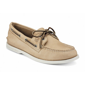 Sperry A/O Oatmeal Mens Boat Shoes