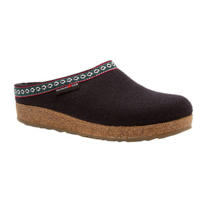 Haflinger Classic Grizzly Black