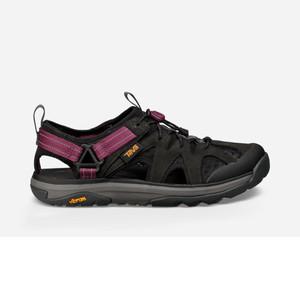 Teva Women's Terra Float Active Lace Hybrid Sandal Black   Teva 1018733 BLK