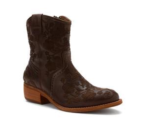 Taos Women's Privilege Western Boot Brown | Taos PRV 2203 Brown