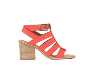 BC Footwear Women's Munchkin Sandal Orange | BC Munchkin Orange