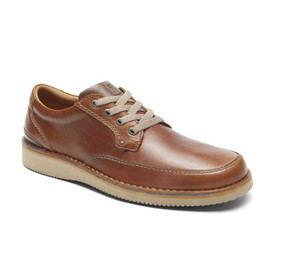 Rockport Men's PP Mudguard Oxford Tan2