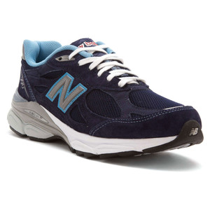 New Balance Women's W990NV3 Running Shoe Navy