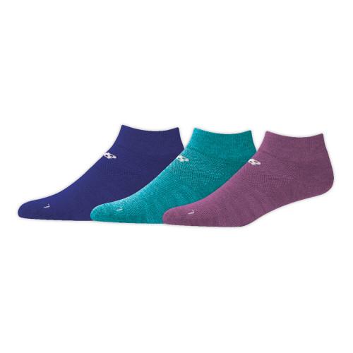 New Balance Youth Unisex 3 Pack Quarter Socks Assortment 2 - Shop now @ Shoolu.com