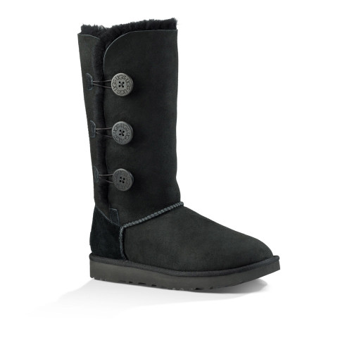 UGG Women's Bailey Button Triplet II Boot Black - Shop now @ Shoolu.com