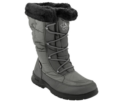 Kamik Women's New York 2 Boot Charcoal - Shop now @ Shoolu.com