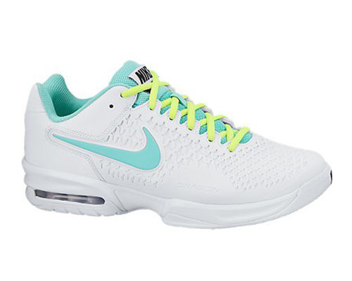 pretty nice 5d490 e0ad2 ... order nike womens air max cage tennis shoes white turquoise shop now  shoolu. ce813 86cb5