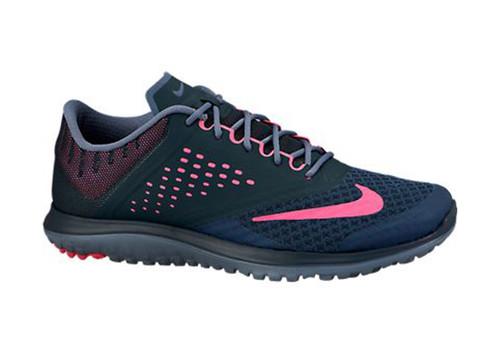 b25216d6f3253 Nike Fs Lite Run 2 Womens Charcoal Pink