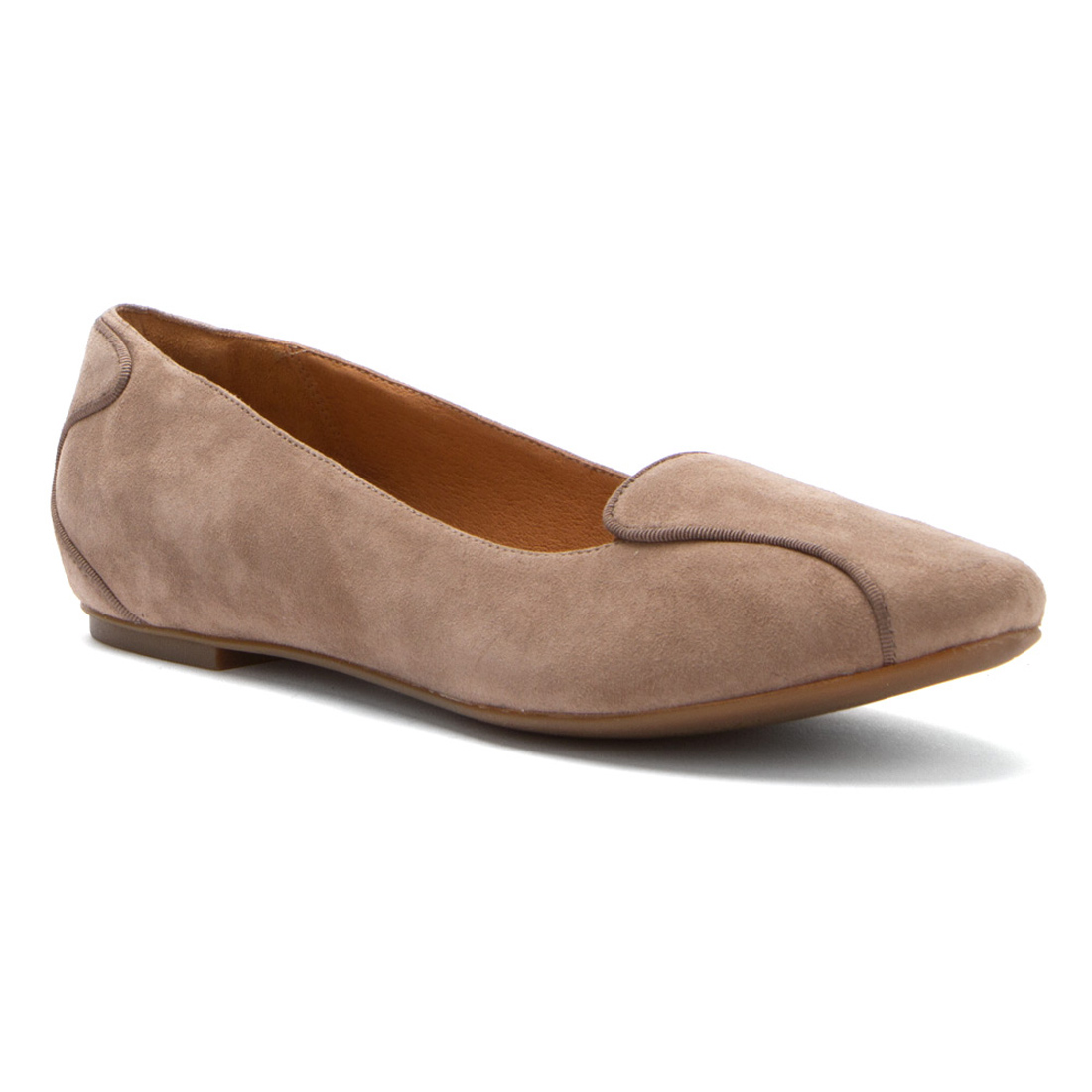 Indigo By Clarks Women's Valley Relax Flats Mushroom - Shop now @ Shoolu.com