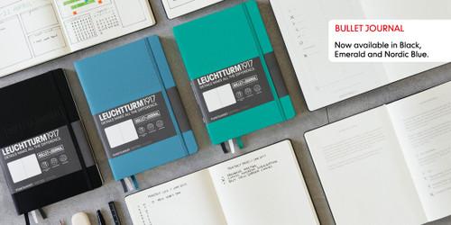LEUCHTTURM1917 Bullet Journal   The Official Bujo Notebook