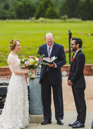Ann & Manish Wedding: Marfa, Texas