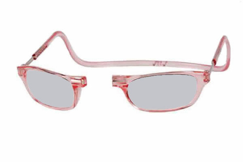 Clic Pink SunReading Glasses
