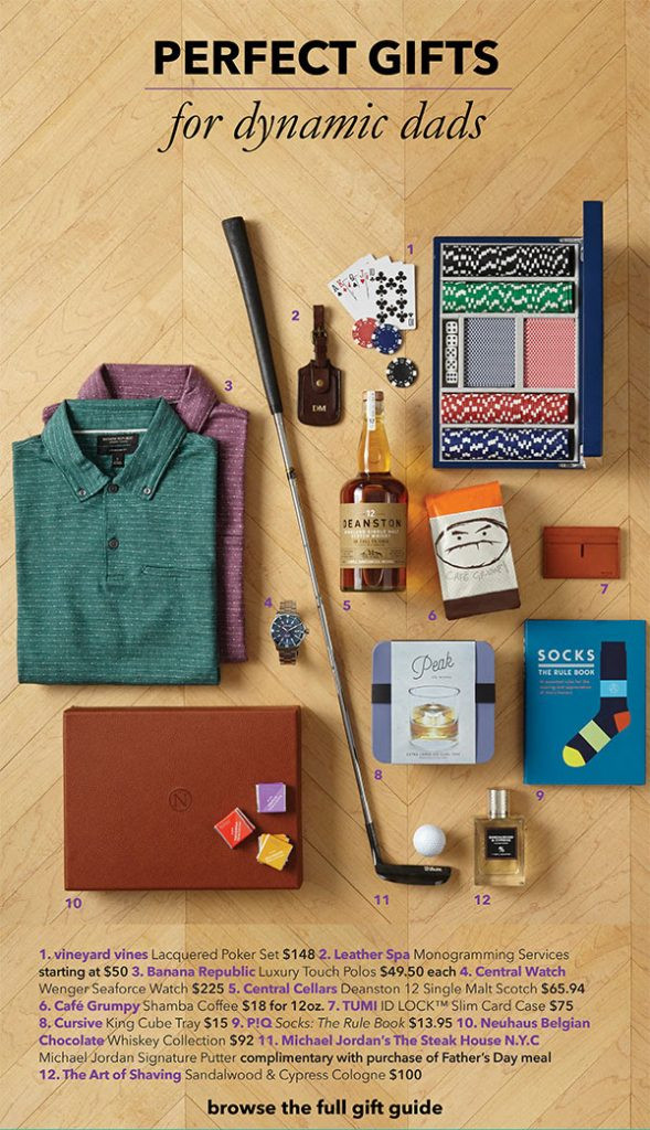 Perfect Gifts For Dynamic Dads