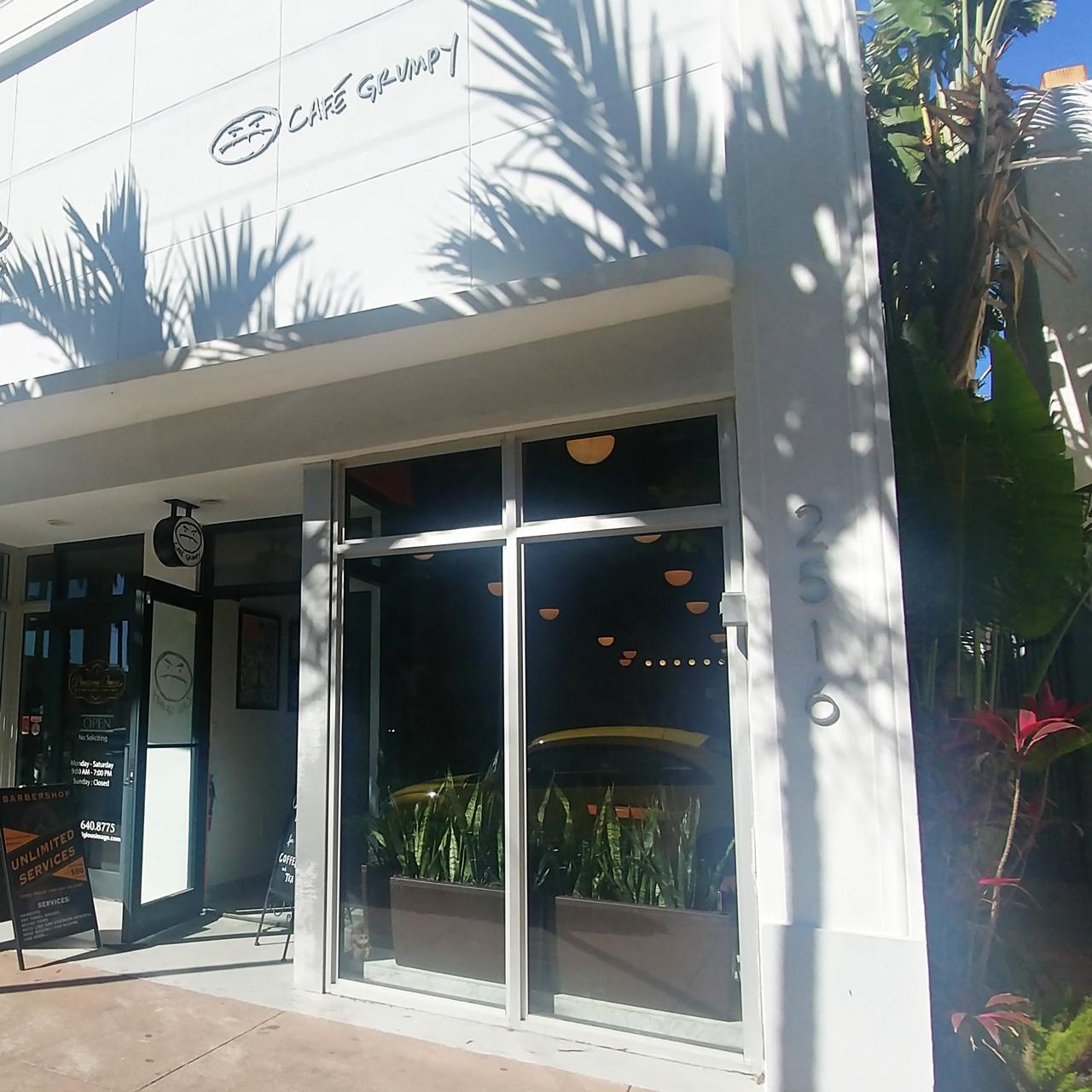 Cafe Grumpy Miami