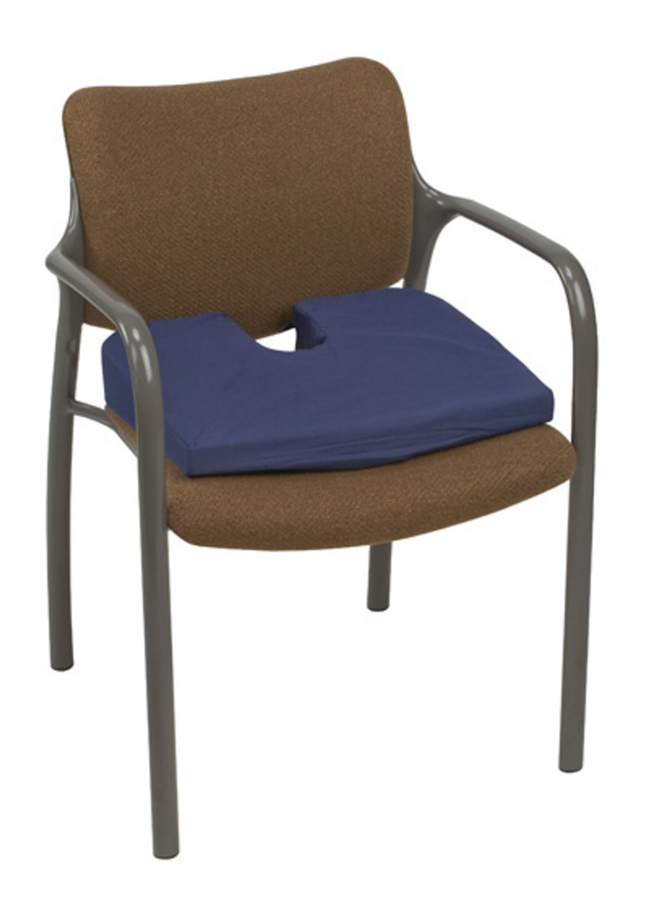 Coccyx Cushion Sloping Seat