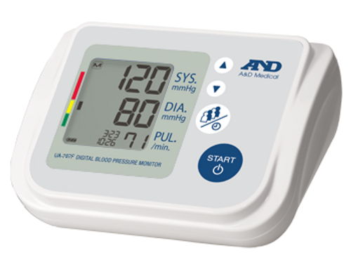 Blood Pressure Monitor Multi User