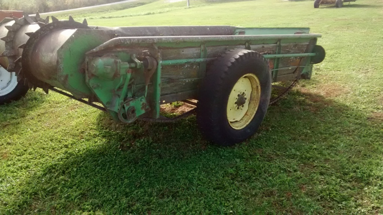 Used Parts Manure Spreader John Deere 34 Farm Parts