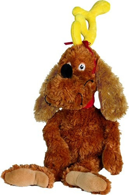 dr seuss how the grinch stole christmas max the dog plush toy - How The Grinch Stole Christmas Dog