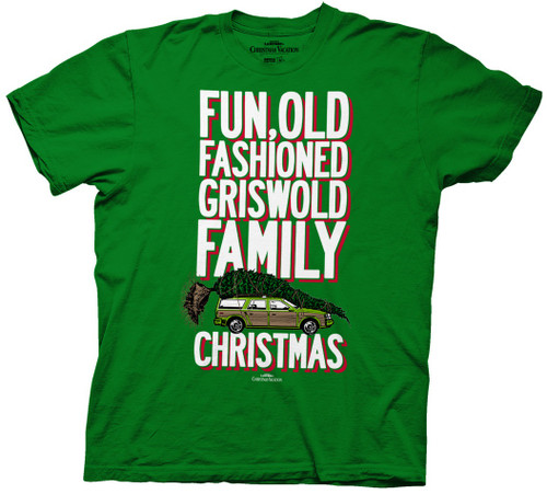 Personalized Tee Fun Old Fashioned Christmas