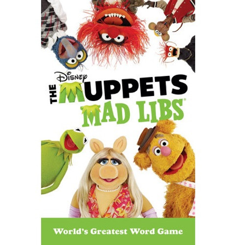 family mad libs the muppets - Muppets Family Christmas
