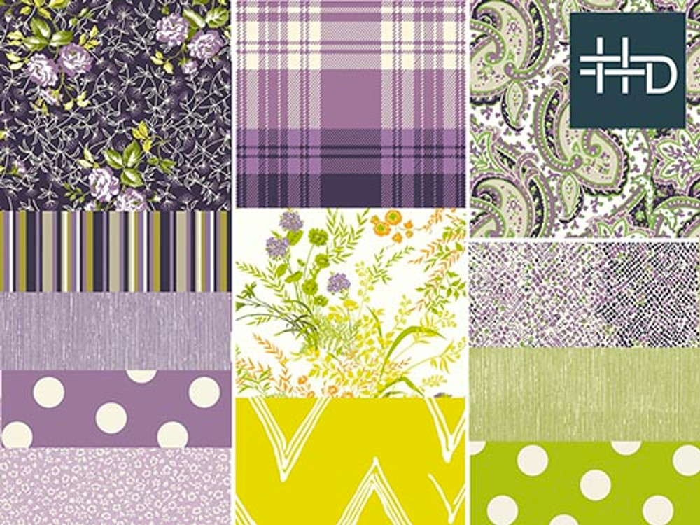 Amethyst Trend Boards | Color Story