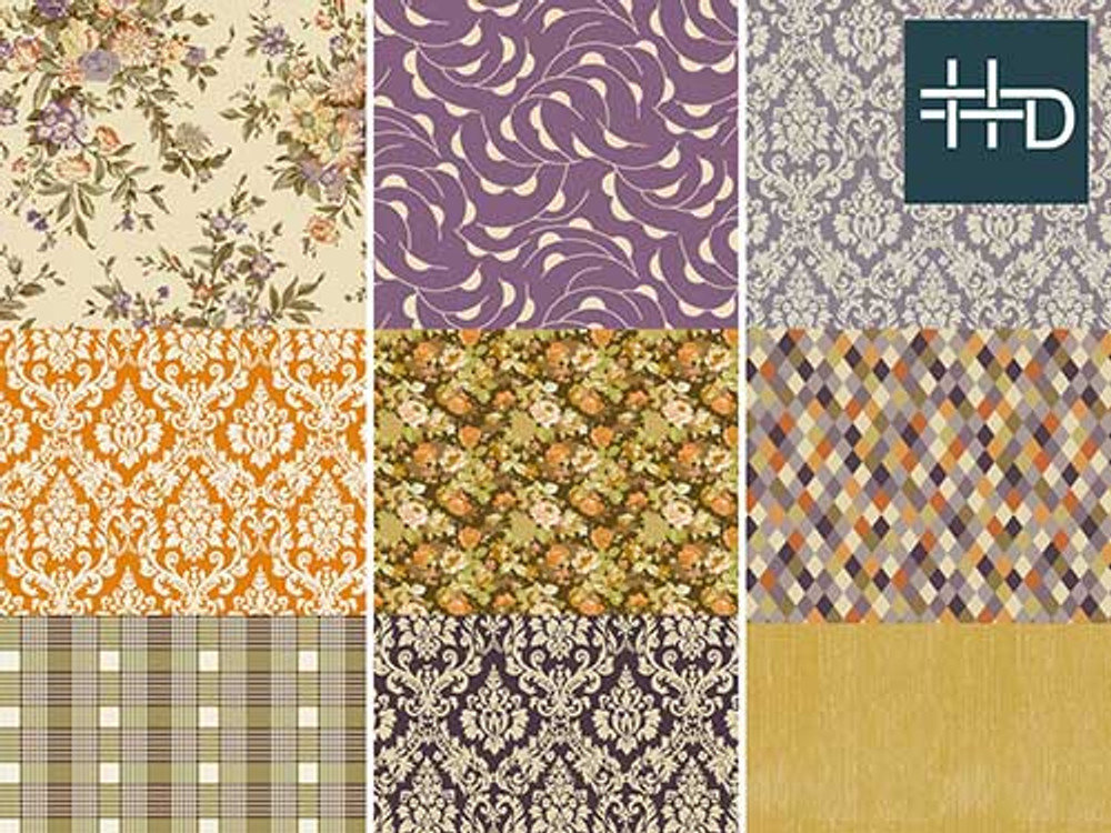 Chateau Trend Board | Color Story