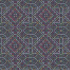Precision - Geometric Fabric By The Yard