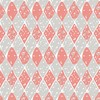 Diamond - Geometric Fabric By The Yard