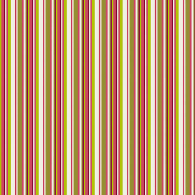 Line Up - Stripe Fabric By The Yard