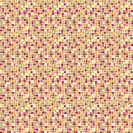 Post It Mini Fabric Design (Multi colorway)