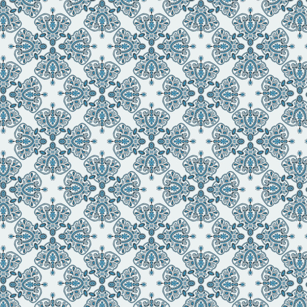 Grace - Floral Fabric By The Yard