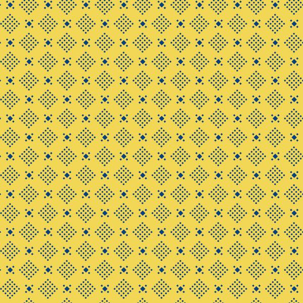 Dice - Geometric Fabric By The Yard